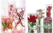 Цветы в глицерине