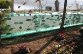 Забор-аквариум