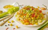 Рис по-пекински с овощами