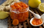 Варенье из моркови с имбирём и лимоном