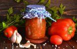 Лютеница — болгарский соус из перца и помидоров