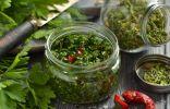 Как сохранить зелень для супа и салата на зиму?