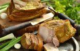 Быстрая и вкусная домашняя ветчина из свинины