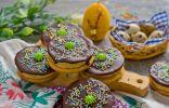 Домашнее печенье к пасхальному столу