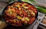Вкусная навага в духовке — рыба под маринадом