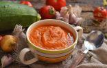 Томатный суп-пюре для тех, кто следит за фигурой
