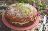 Сэндвич «Виктория» — королевский торт