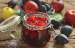 Варенье из сливы с яблоками