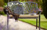 7 скамеек — лучшие скамейки для вашего сада