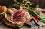 Холодец и мясной салат — 2 блюда из 1 свиной рульки