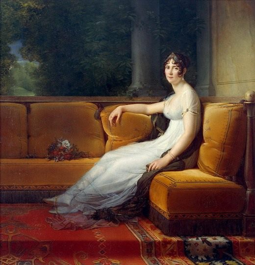 Франсуа Жерар. Императрица Жозефина. 1801 год