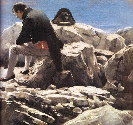 Оскар Рекс. «Это конец». 1900