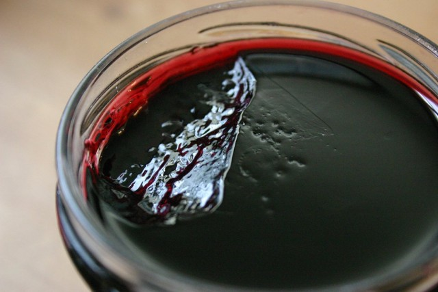 Джем из чёрной смородины (Blackcurrant Jam)
