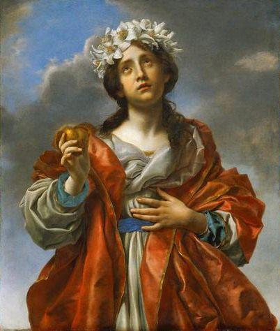 Карло Дольчи «Аллегория искренности» 1665