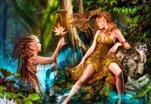 Лилия — эмблема непорочности, цветок архангела Гавриила и династии Бурбонов