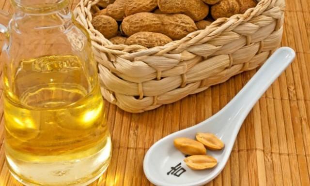 Арахисовое масло (Peanut oil)