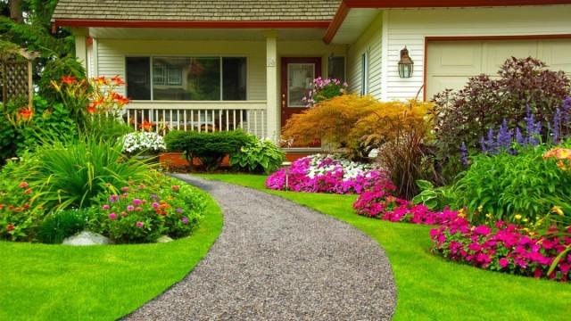 Садовая дорожка (Garden path)