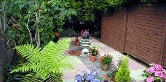 Садовая плитка