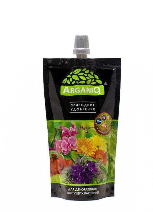 Arganiq для декоративно-цветущих растений