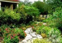 Цветник: размещение растений в цветнике, часть-2