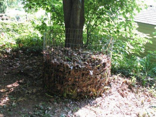 Осенний компост СВОЯ ИЗБА