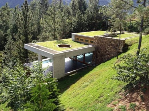 Bio Climatic Smart RD House in Dominican Republic by Vasho