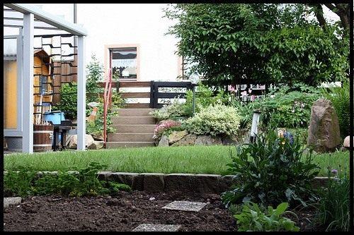 Подразделите сад