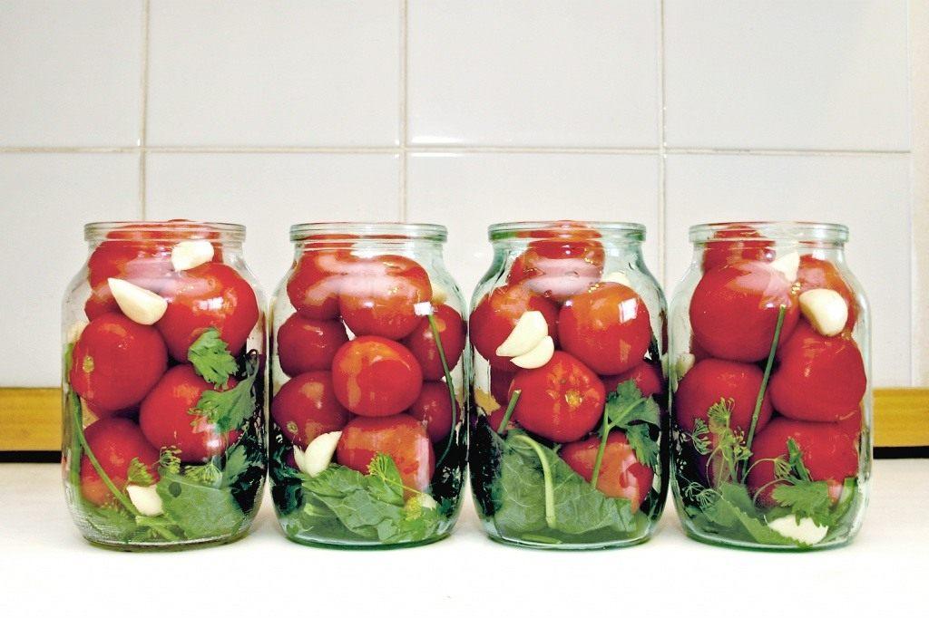 Маринованные помидоры лучшее записывать