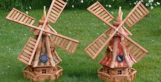 ветряная мельница своими руками пошаговая инструкция