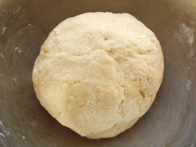 Тесто для сочников готово