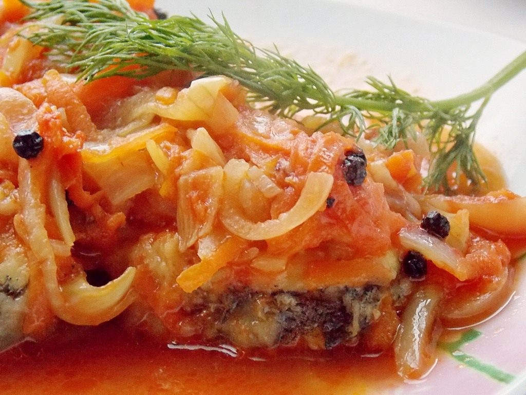 Рыба в маринаде рецепт пошаговый 82