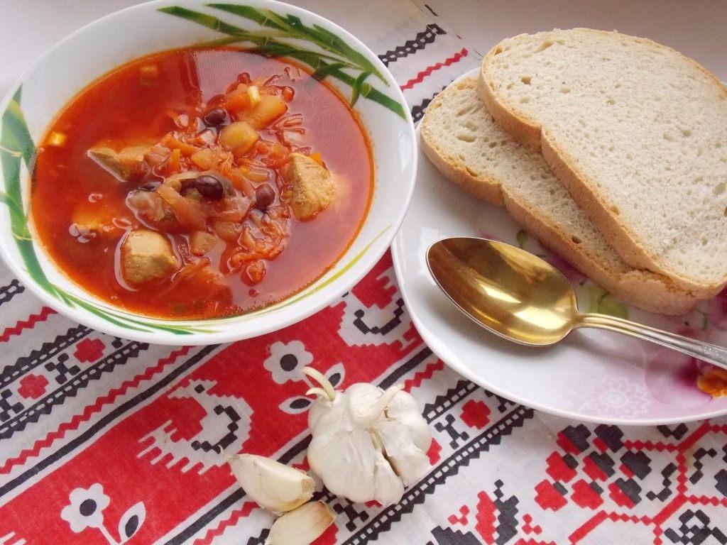 Борщ - 82 рецепта приготовления пошагово - 1000.menu