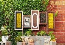 Садовые поделки — простор для творчества