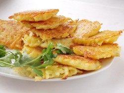 Картофельные деруны, они же – драники легки в приготовлении
