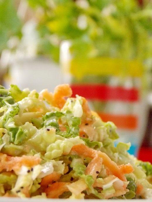 Капустный салат Коул Слоу