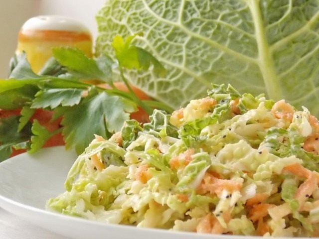 Капустный салат «Коул Слоу»