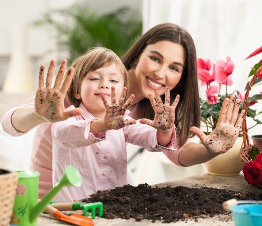5 идеальных растений для ребёнка