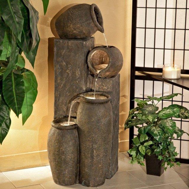 Комнатный фонтанчик