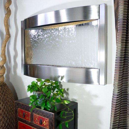Декоративная панель «Водяная стена»