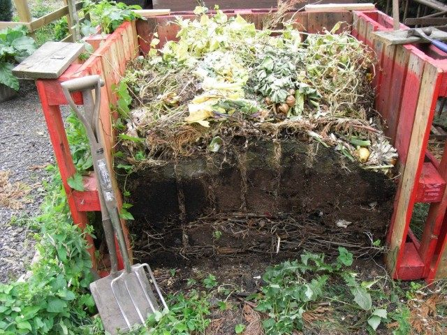 Структура компостера