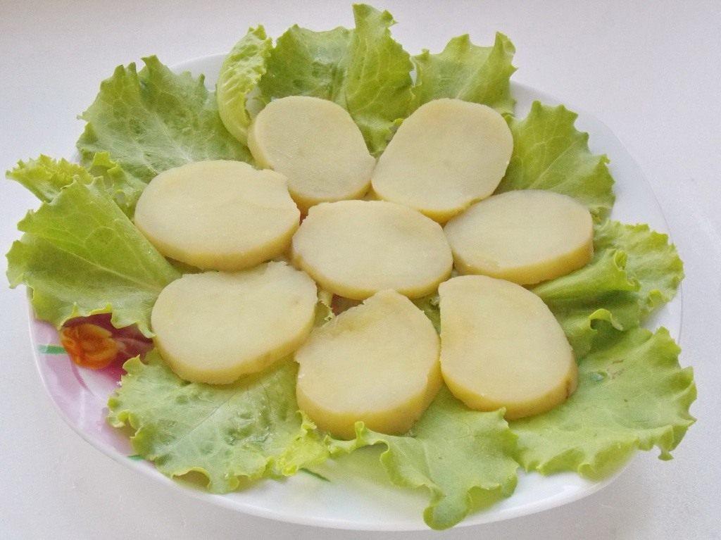 Салат огурцы редис яйцо рецепт с