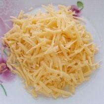 Натрём сыр