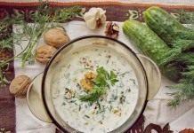 Холодный суп — Таратор