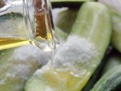 Добавим ароматное растительное масло