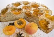Австрийский абрикосовый пирог