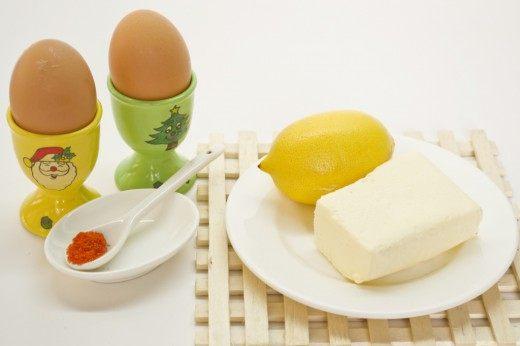 Ингредиенты для приготовления голландского соуса (голландеза)