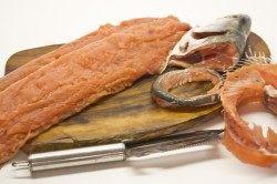 Разделываем рыбу