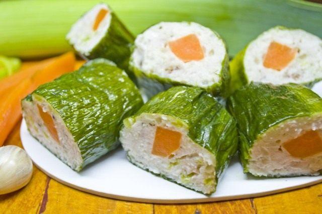 рецепт японские роллы #10