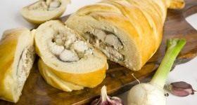Рыбный пирог - Продукты и рецепты