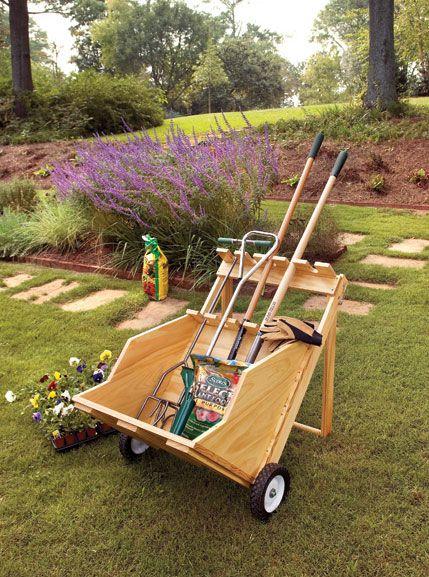 Utility-Garden-Cart